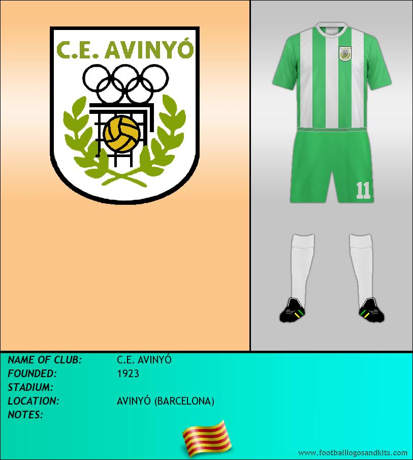 Logo of C.E. AVINYÓ