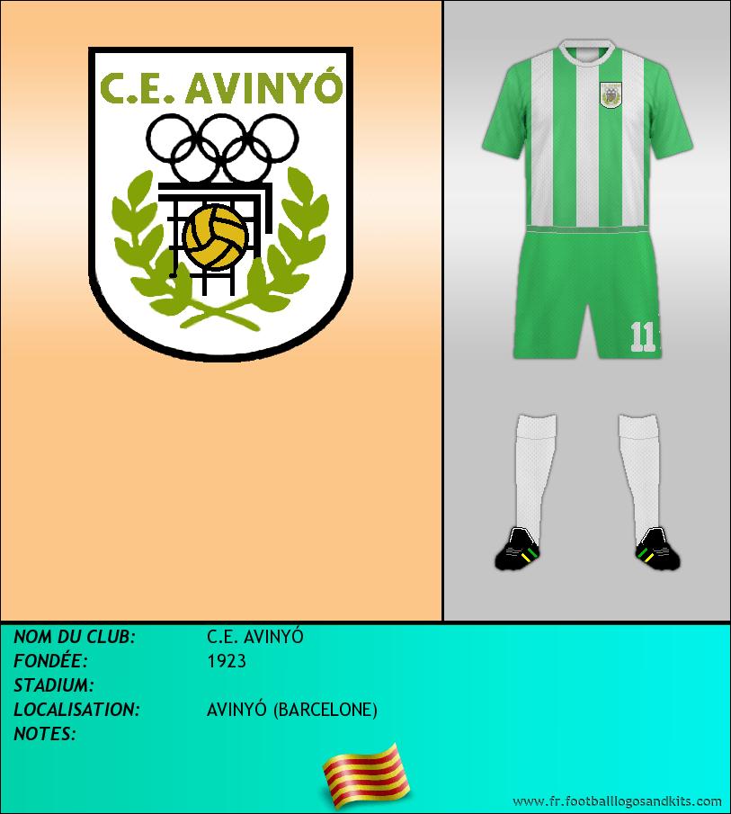 Logo de C.E. AVINYÓ