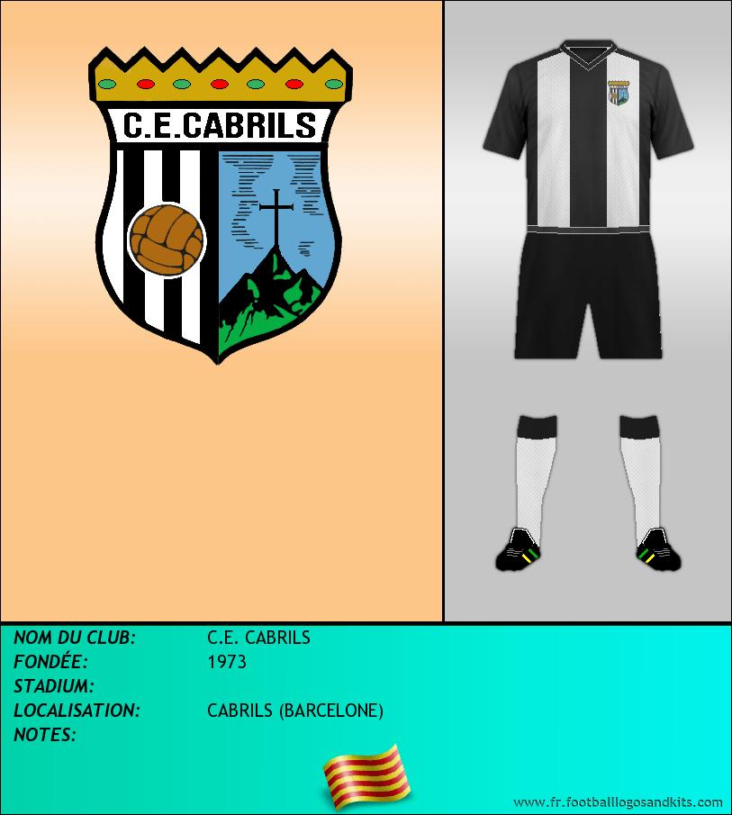Logo de C.E. CABRILS