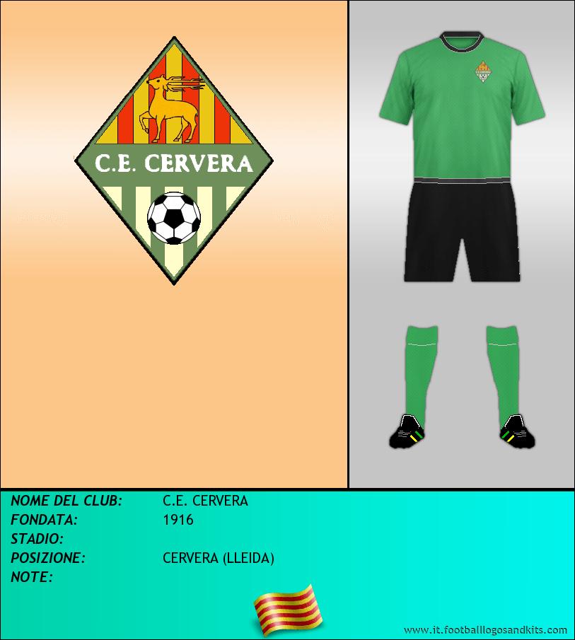 Logo di C.E. CERVERA