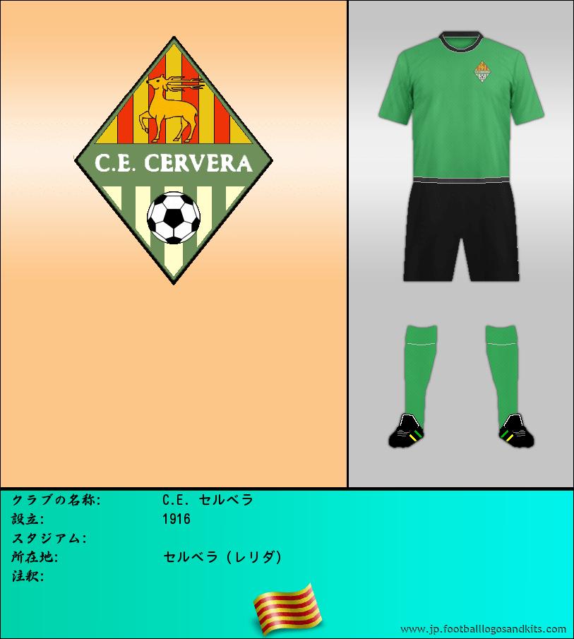 のロゴE.C. セルベラ