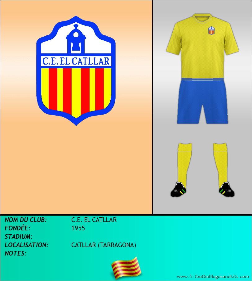 Logo de C.E. EL CATLLAR