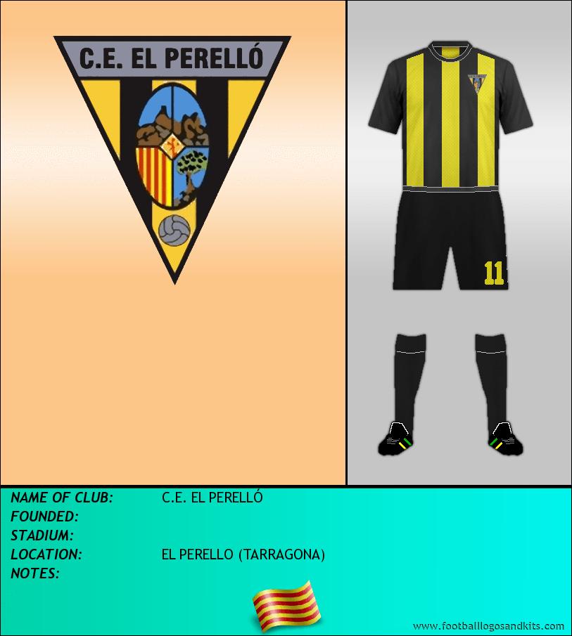 Logo of C.E. EL PERELLÓ