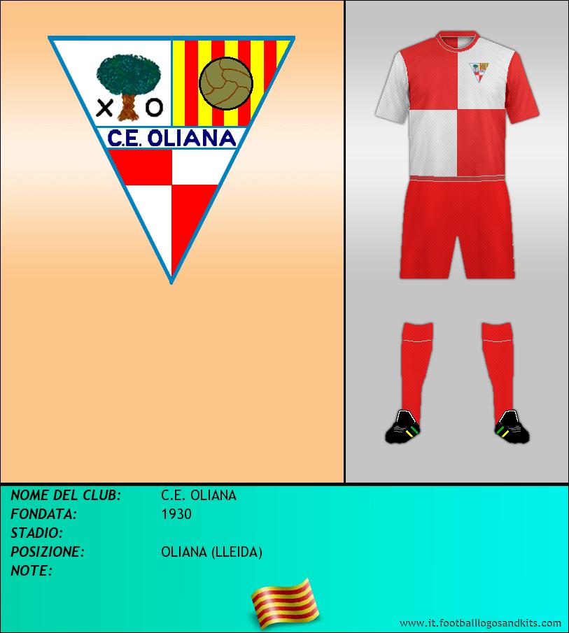 Logo di C.E. OLIANA