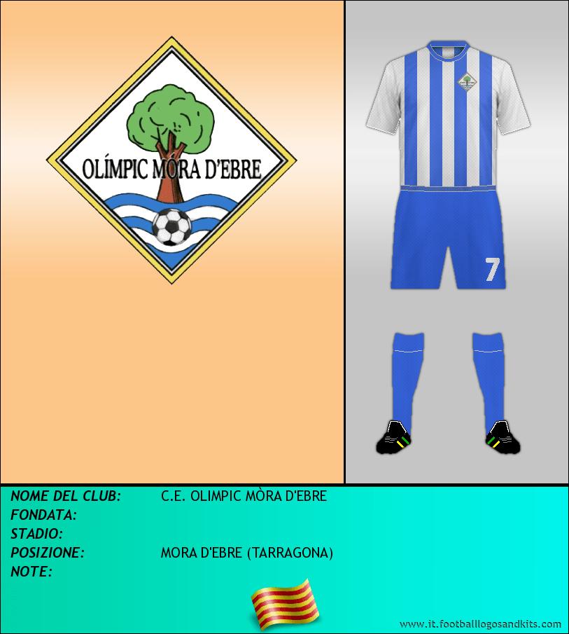 Logo di C.E. OLIMPIC MÒRA D'EBRE