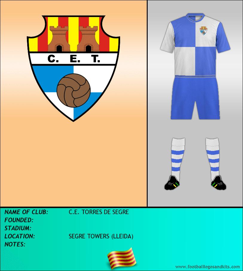 Logo of C.E. TORRES DE SEGRE