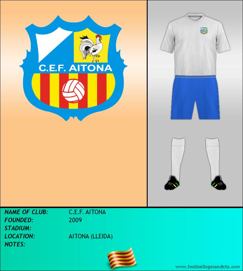 Logo of C.E.F. AITONA