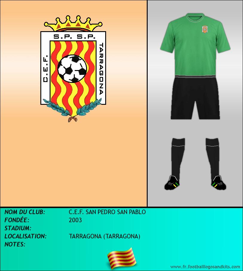 Logo de C.E.F. SAN PEDRO SAN PABLO