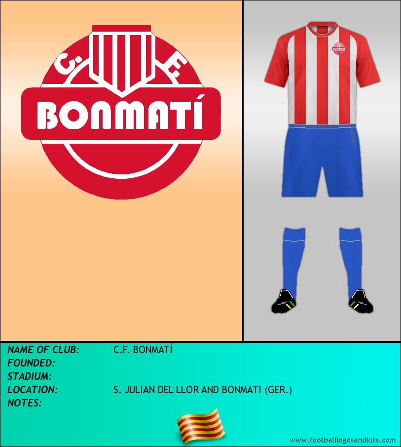 Logo of C.F. BONMATÍ