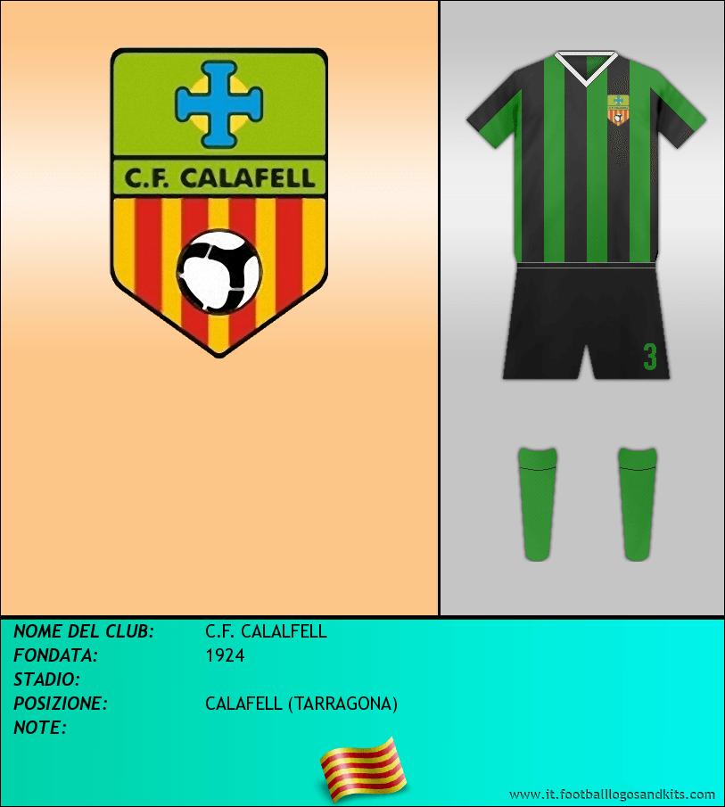 Logo di C.F. CALALFELL