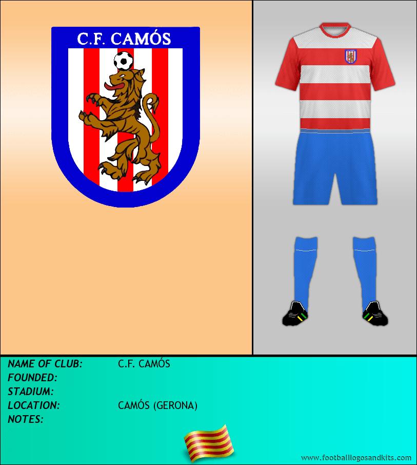 Logo of C.F. CAMÓS