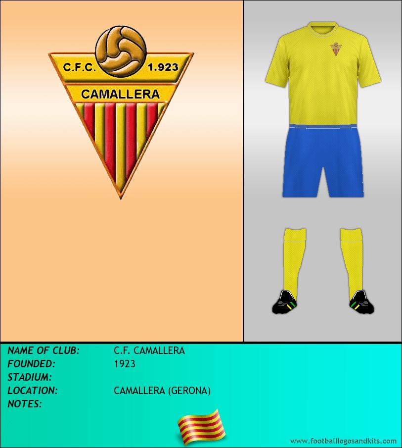 Logo of C.F. CAMALLERA