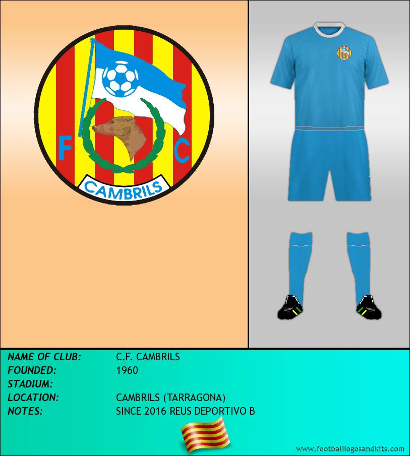 Logo of C.F. CAMBRILS