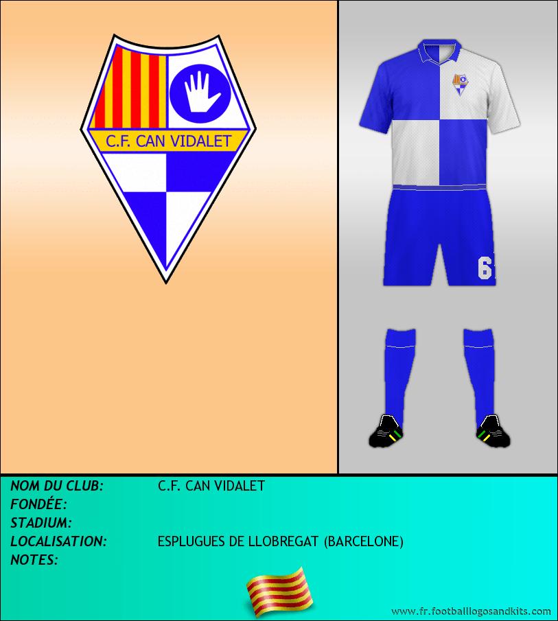 Logo de C.F. CAN VIDALET