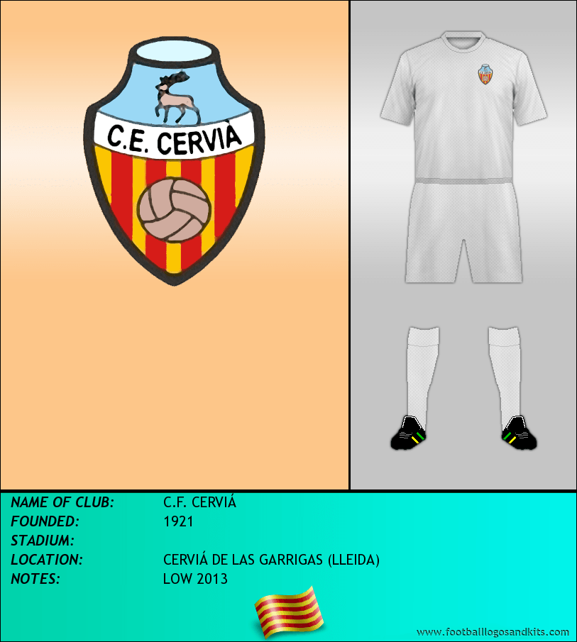 Logo of C.F. CERVIÁ
