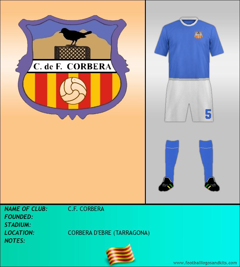 Logo of C.F. CORBERA