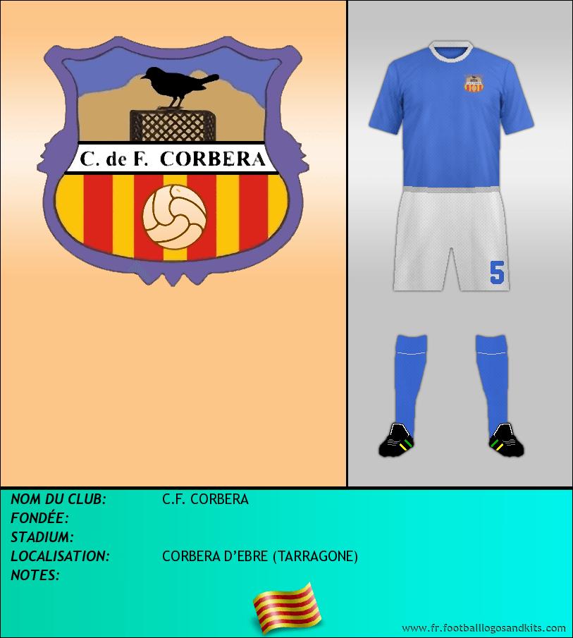 Logo de C.F. CORBERA
