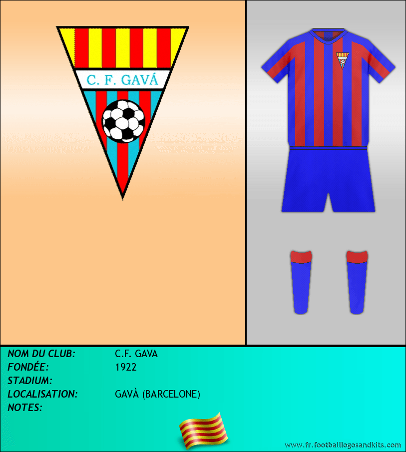 Logo de C.F. GAVA
