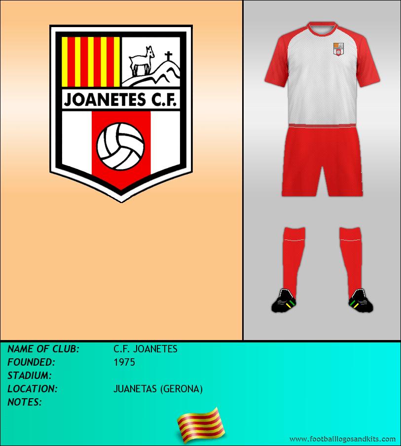 Logo of C.F. JOANETES