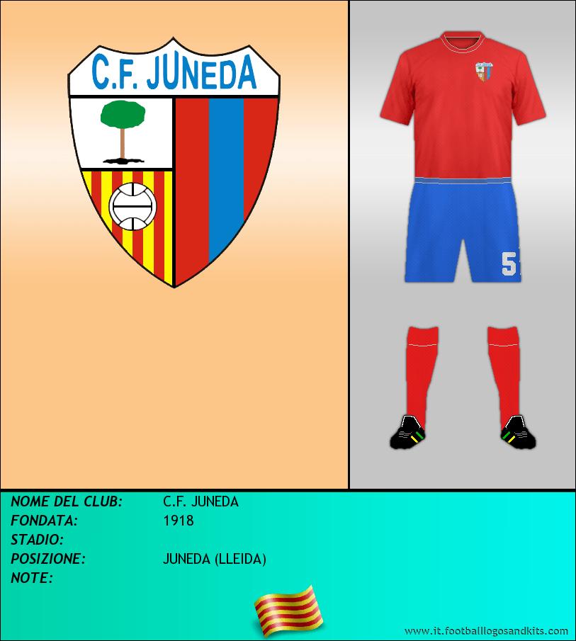 Logo di C.F. JUNEDA