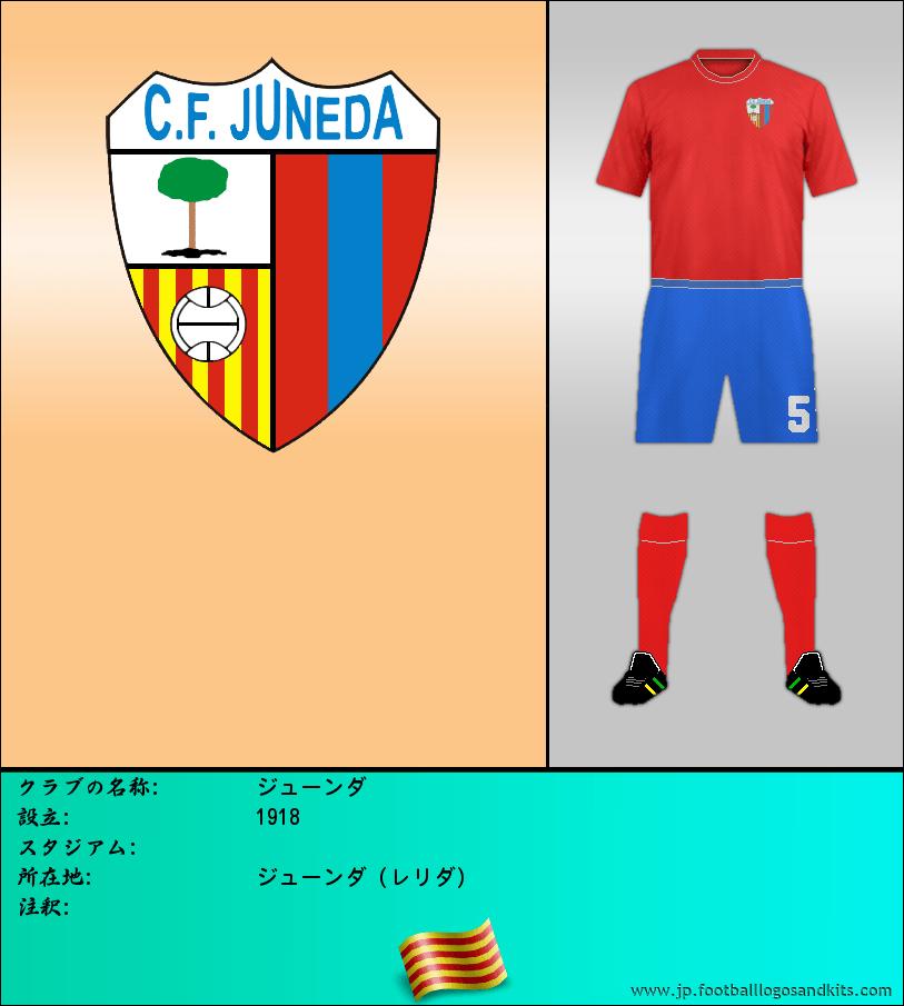 のロゴC. F. JUNEDA