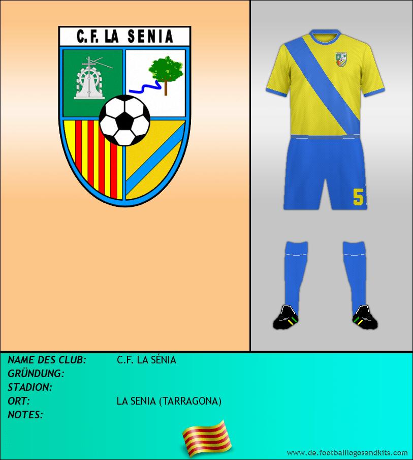 Logo C.F. LA SÉNIA