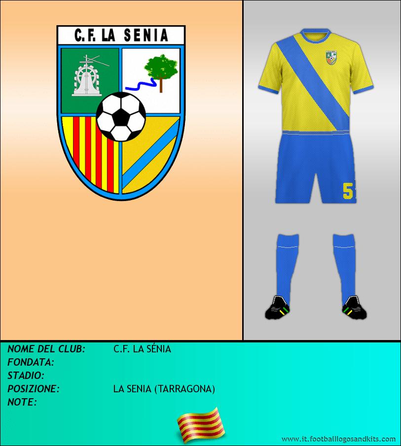 Logo di C.F. LA SÉNIA