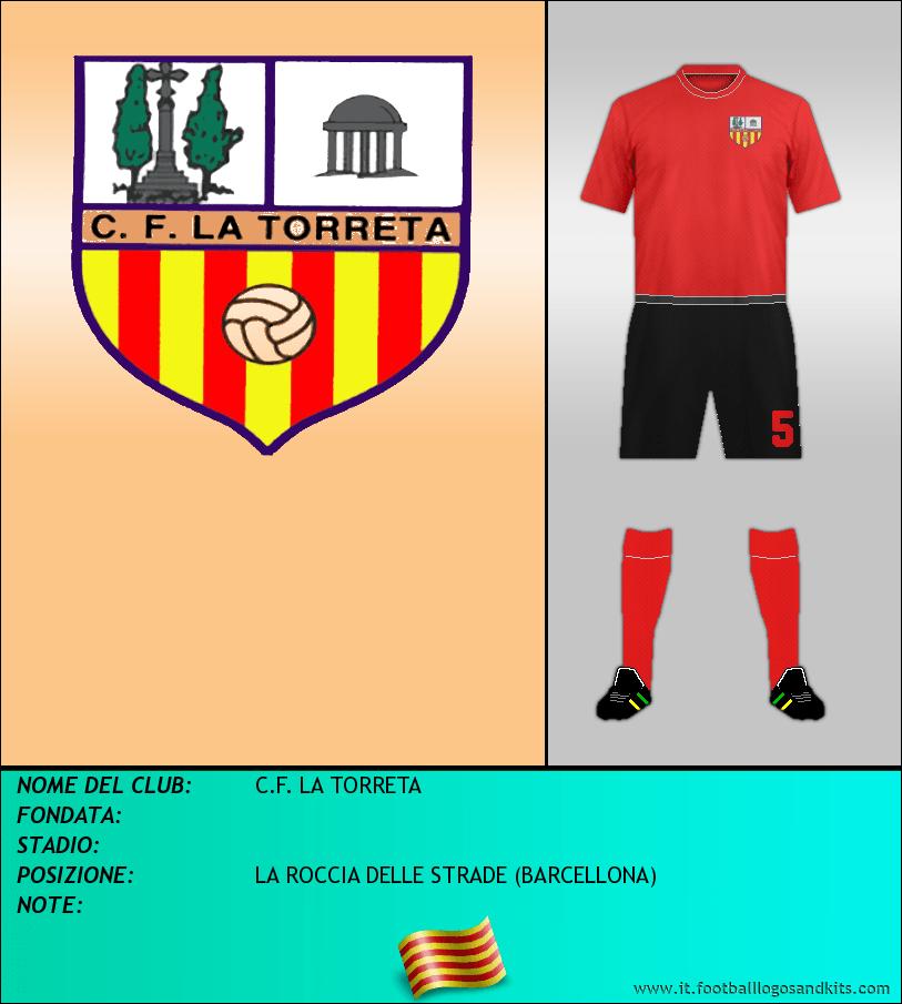 Logo di C.F. LA TORRETA