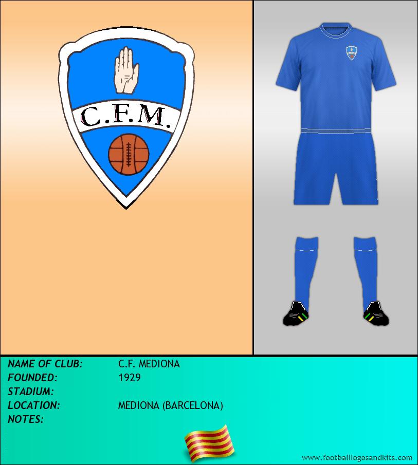 Logo of C.F. MEDIONA