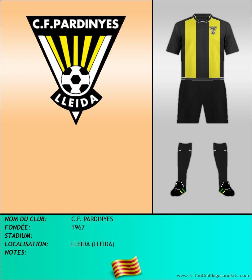 Logo de C.F. PARDINYES