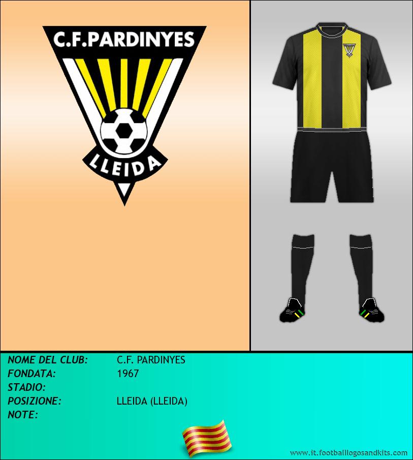 Logo di C.F. PARDINYES