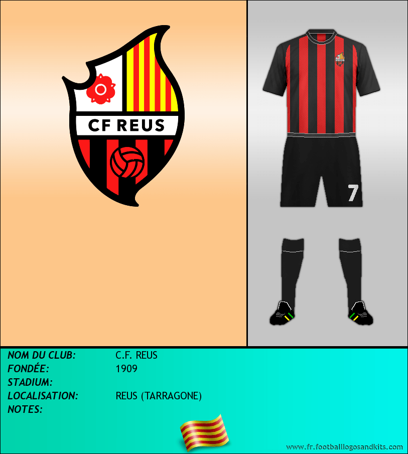 Logo de C.F. REUS
