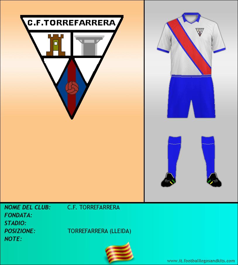 Logo di C.F. TORREFARRERA