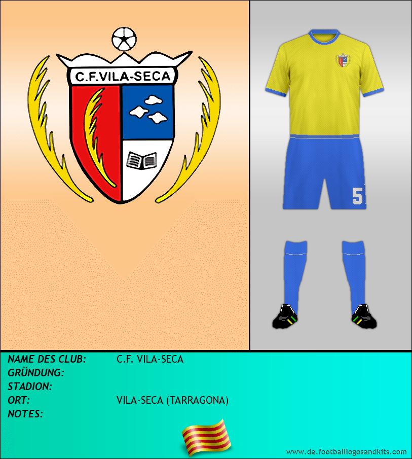 Logo C.F. VILA-SECA