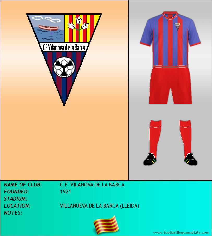 Logo of C.F. VILANOVA DE LA BARCA