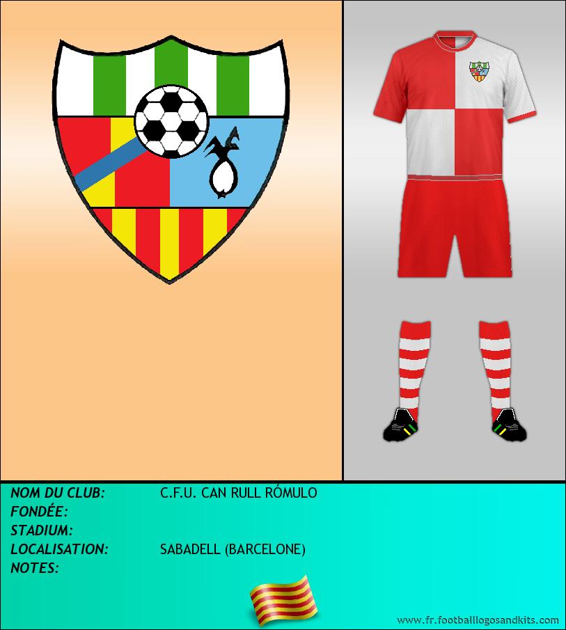 Logo de C.F.U. CAN RULL RÓMULO