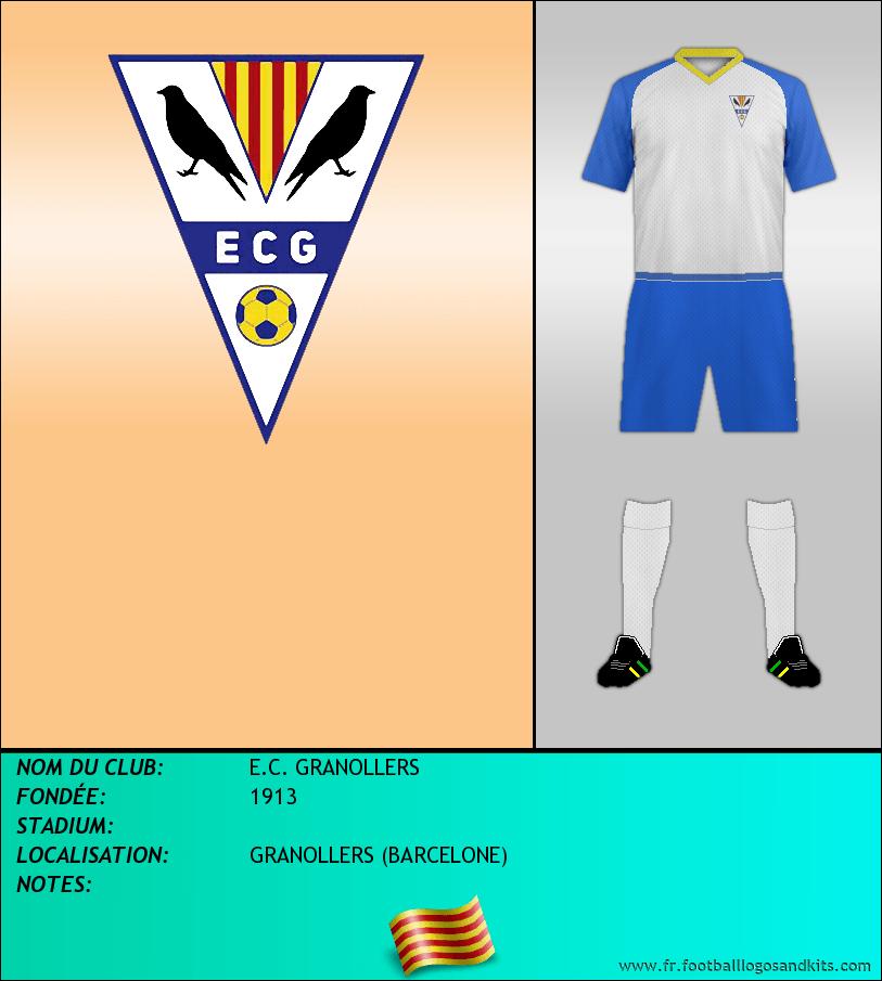 Logo de E.C. GRANOLLERS