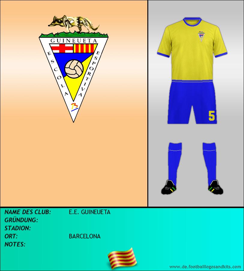 Logo E.E. GUINEUETA
