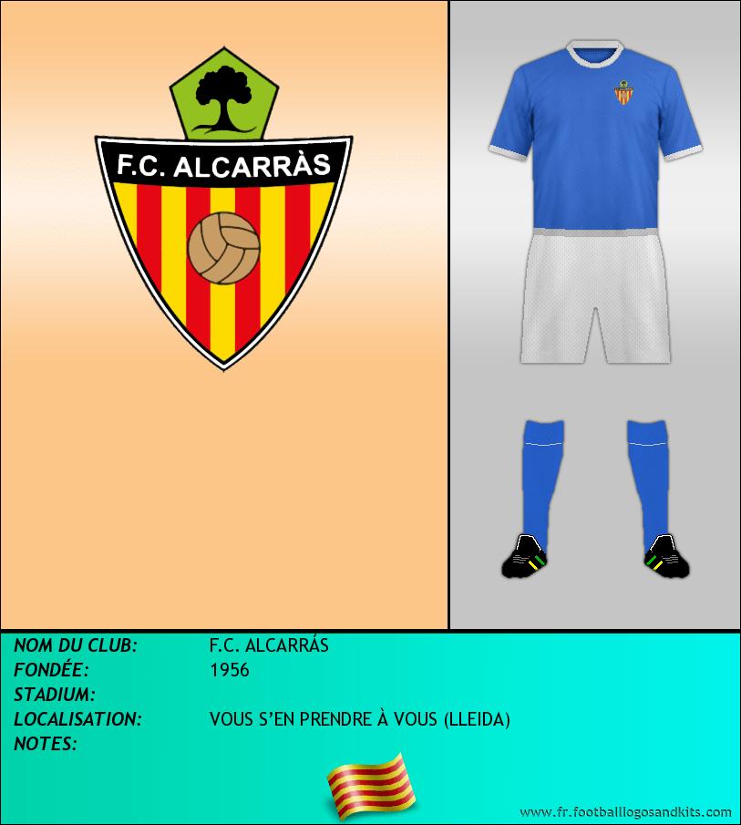 Logo de F.C. ALCARRÁS