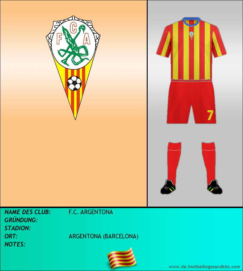 Logo F.C. ARGENTONA