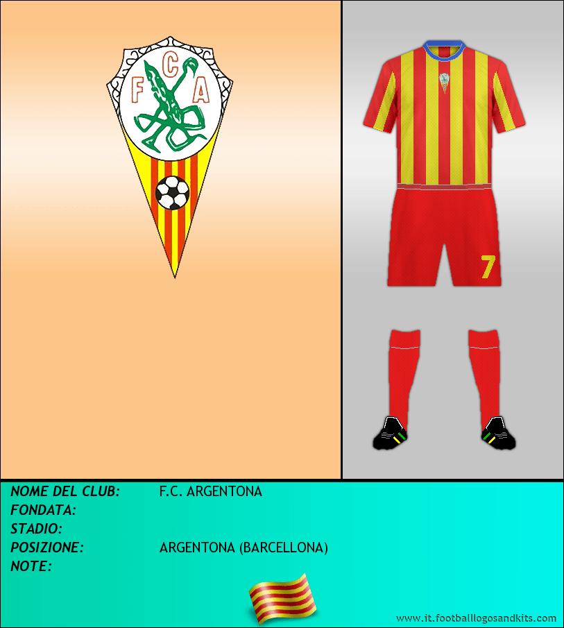 Logo di F.C. ARGENTONA