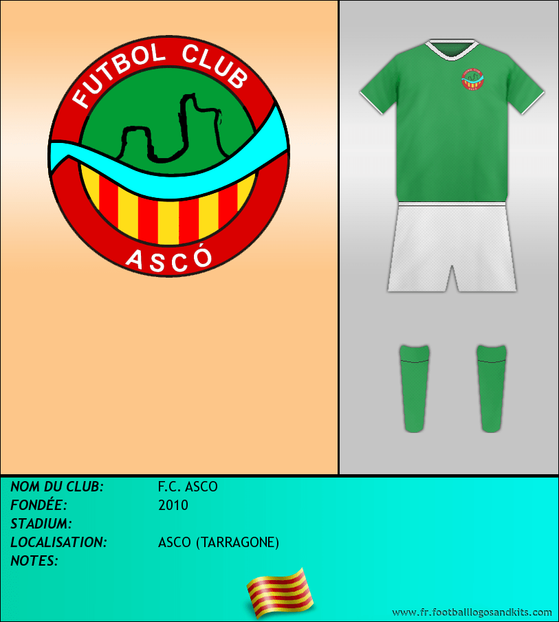Logo de F.C. ASCO
