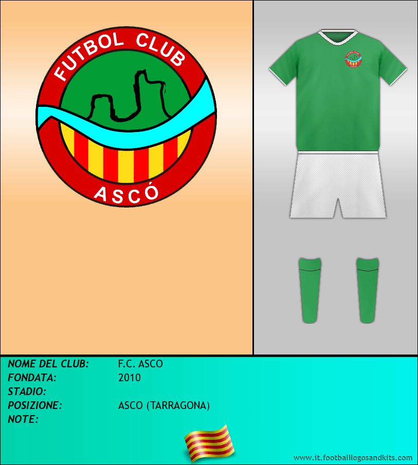 Logo di F.C. ASCO