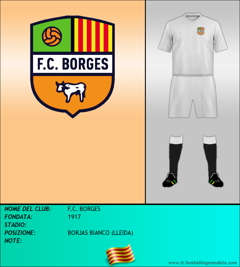 Logo di F.C. BORGES
