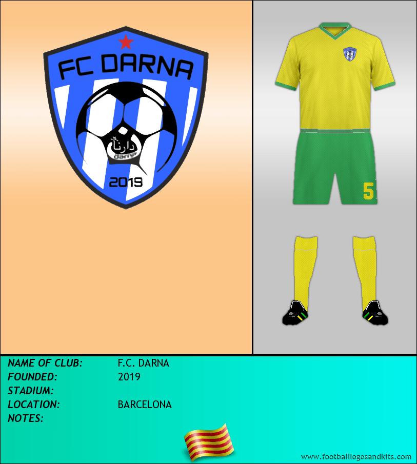 Logo of F.C. DARNA