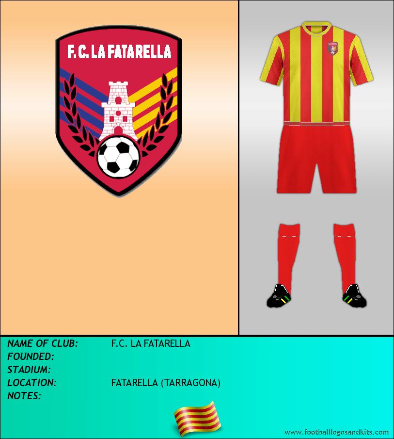 Logo of F.C. LA FATARELLA