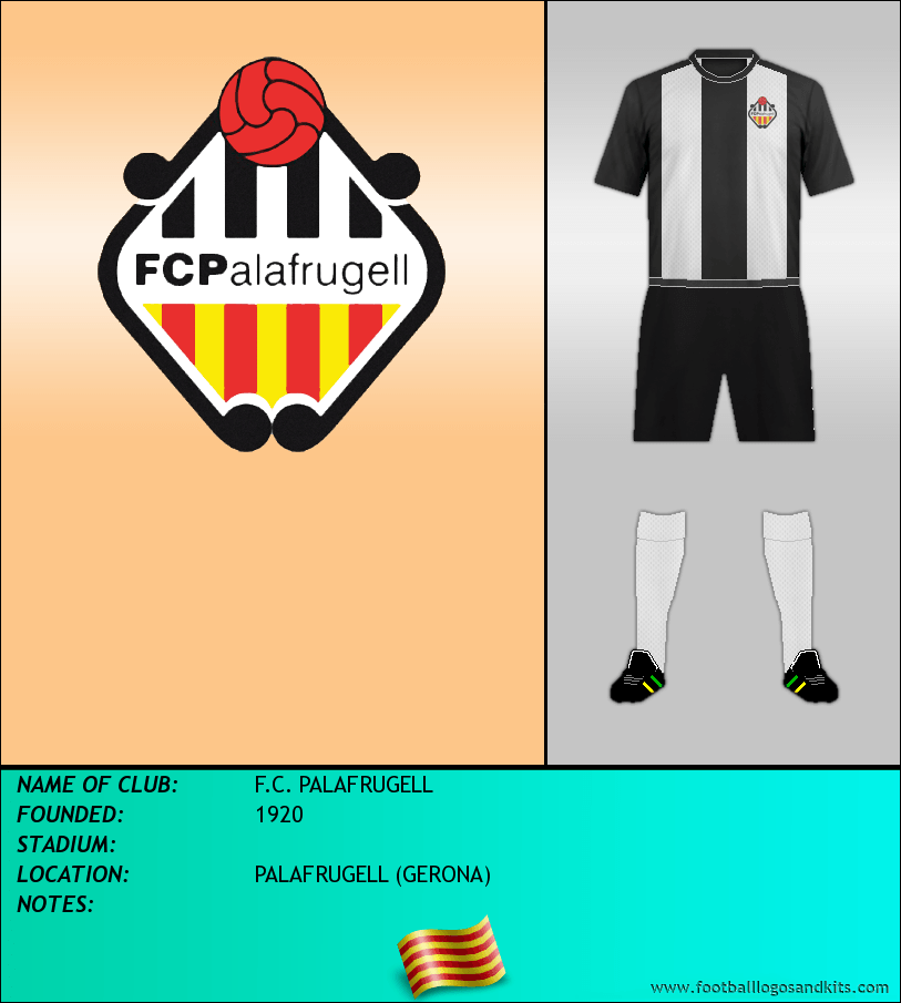 Logo of F.C. PALAFRUGELL