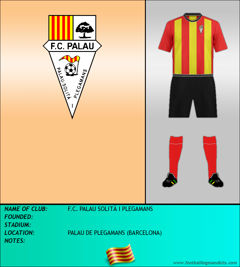 Logo of F.C. PALAU SOLITÀ I PLEGAMANS