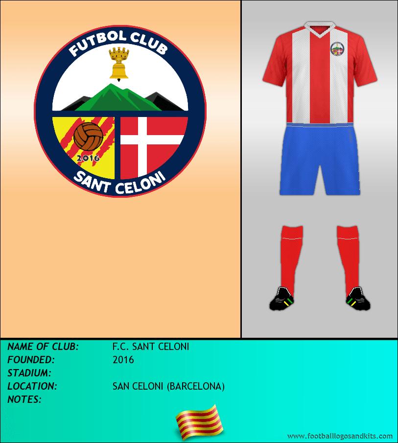 Logo of F.C. SANT CELONI