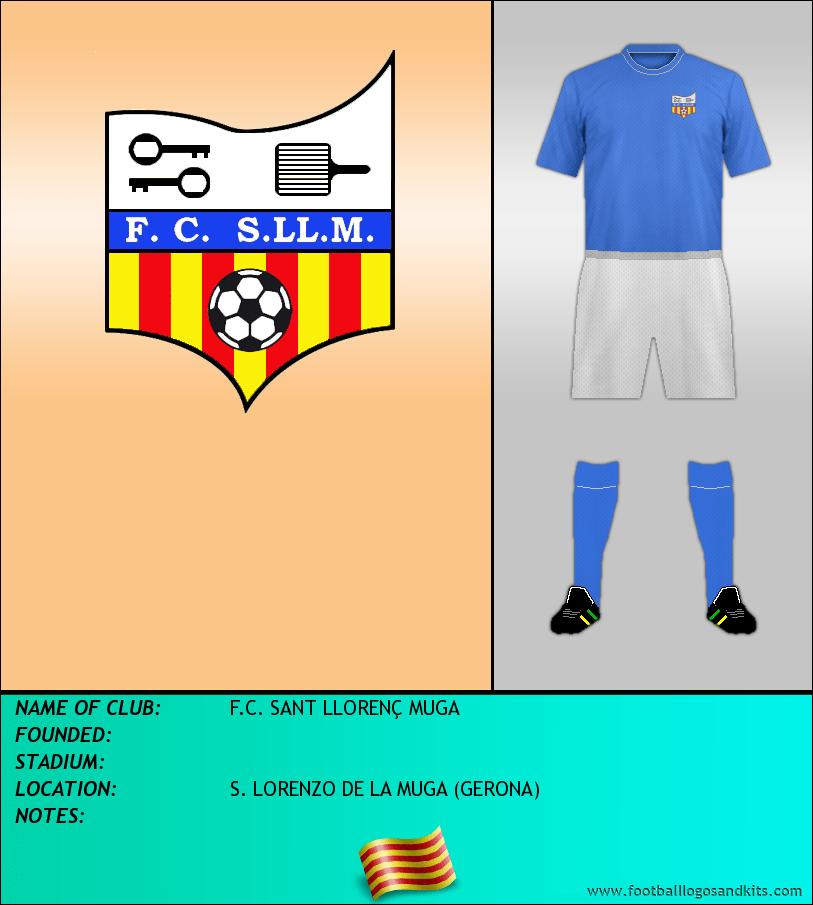Logo of F.C. SANT LLORENÇ MUGA